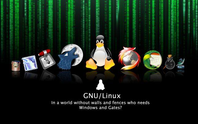 Pengertian Linux dan GNU